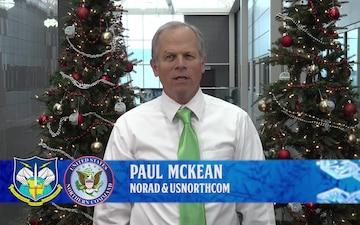 Paul McKean NORAD Tracks Santa