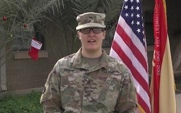Sgt. Dawnie Sievers