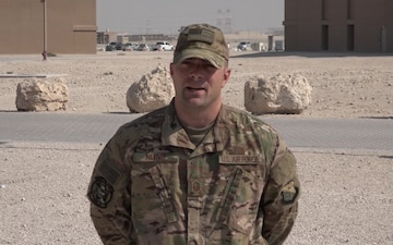 """Master Sgt. Pete Nervo's Christmas/Holiday """"Shout Out"""""""