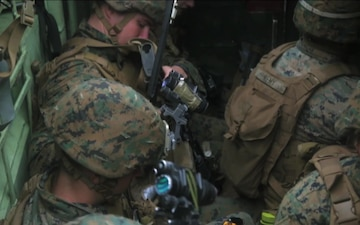 Ship to Shore Marines conduct Amphibious Assault