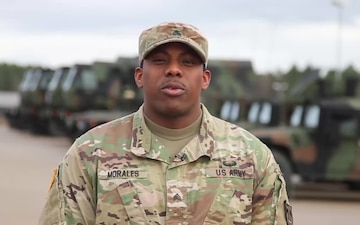 Sergeant Raphael Morales