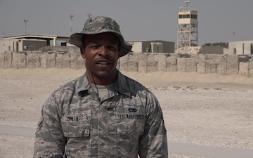 """A1C Skyland Smith's Christmas/Holiday """"Shout Out"""""""