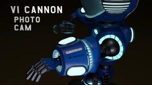 PA Robot Mascot Animation