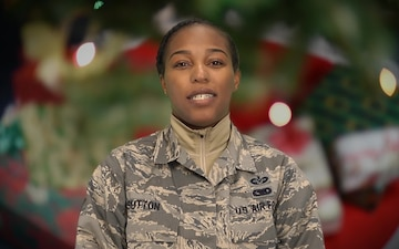 Staff Sgt. Sutton Holiday Shout-out