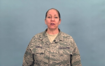 Master Sgt. Leanne Amodemo