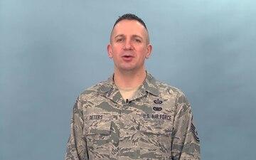 Master Sgt. Franz Deters
