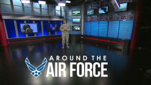 Around the Air Force: Deployment Change / RAF JTACs / USAF Marathon