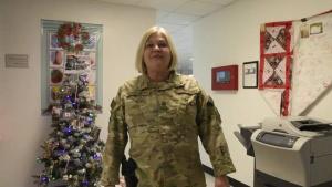Maj Karen Northey Warren Shout Out