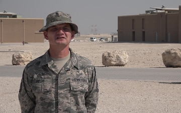 "Master Sgt. Russell Fields' Christmas/Holiday ""Shout Out"""