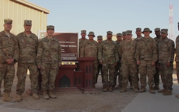 673rd Engineer Facility Detachment holiday shoutout