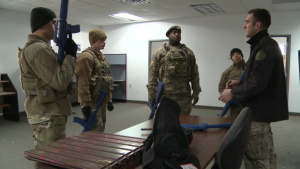 Active Shooter Training B-Roll