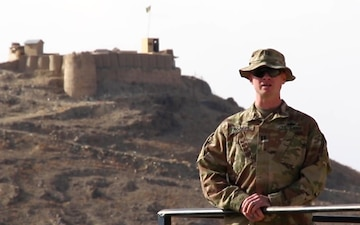 U.S. Army Capt. Michael T. Moores 2017 Holiday shout-out