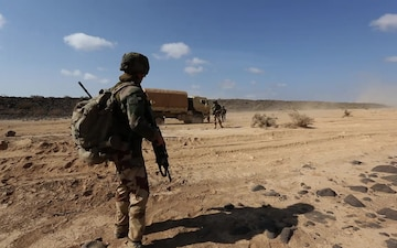 French forces rescue downed pilot