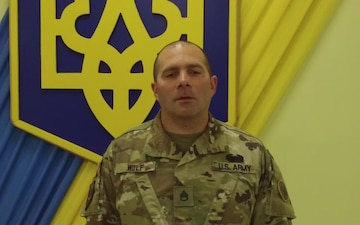 Staff Sgt. Anthony Wolf