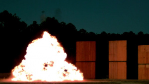 "AFCEC ""Blast Tests"" Challenge New Construction Materials and Technology"