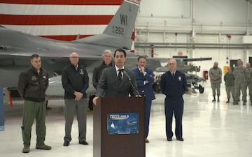 Truax selected as preferred location for F-35