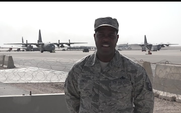Master Sgt. Jammy Lowder's Shout Out