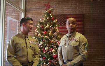 Holiday Wishes from 6MCD Command