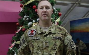 Maj. Brent Groeneveld - R.I.