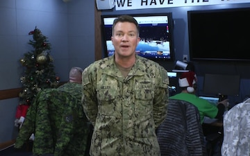NORAD Interview with Good Morning America
