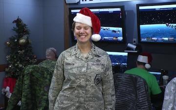 NORAD Tracks Santa Interview with WDBJ Roanoke, VA