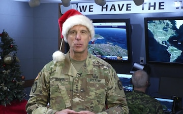 NORAD Tracks Santa Interview with WMTM, Moultrie, GA