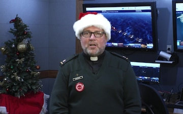 NORAD Tracks Santa Interview with CHCH, Hamilton, Ontario, Canada