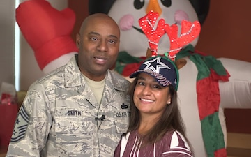 Command Chief Master Sergeant Kenellias Smith