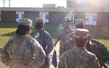 NJ Army National Guard First Female Drill Sergeant