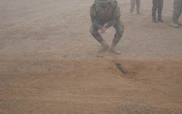 Helmand EHRC concludes with demolition range