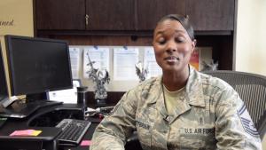 Why I Serve: Senior Master Sgt. Tiffany Patterson