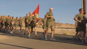 Toys For Tots Run
