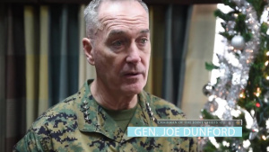Gen. Dunford Speaks on Importance of USO Tour