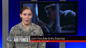 Around the Air Force: JFE Exercise / Op Ham Grenade / NORAD Santa Tracker