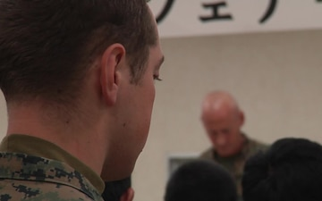 U.S. Marines, Japanese Ground Self Defense Force celebrate success of Exercise Forest Light (B-Roll)