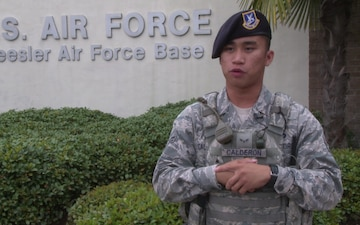 Why I Serve - A1C Calderon