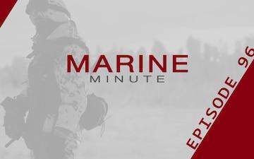 Marine Minute, January 18, 2018