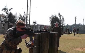 USMC Marksmanship Competition Far East