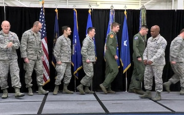 127th Wing Annual Awards for 2017
