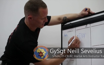 Math for Marines: Martial Arts Instructor Course