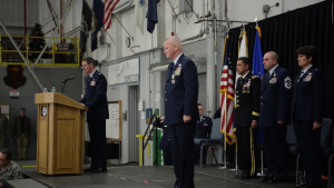Farris Takes Command of N.H. Air National Guard