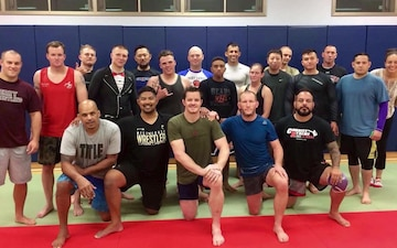 Ronin Foundation Helps Service Members Overcome Adversity Through Jiu-jitsu (Package/Pkg)