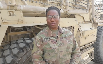 SSG Melanie Franklin Valentine's Day Greeting