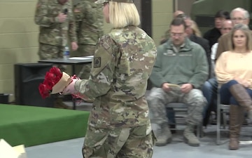 112th Military Police Battalion Change of Command