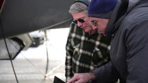 F-35 Icy Runway Testing