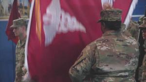 ARCENT Spotlight United States Military Hospital-Kuwait Transfer of Authority