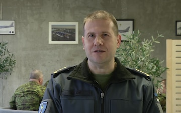 Interview with Col Riivo Valge, Chief of Staff, Estonian Air Force