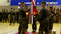 11th Marines Centennial Ceremony