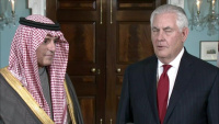 Secretary of State meets with Saudi Arabia Minister of Foreign Affairs