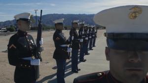 Sgt. Maj. Wilburn Memorial